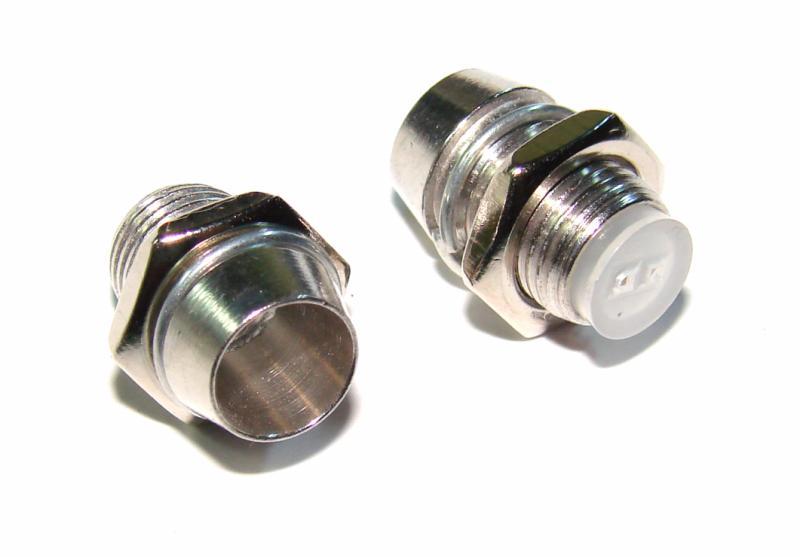 Держатель светодиодов металл на 3 мм.