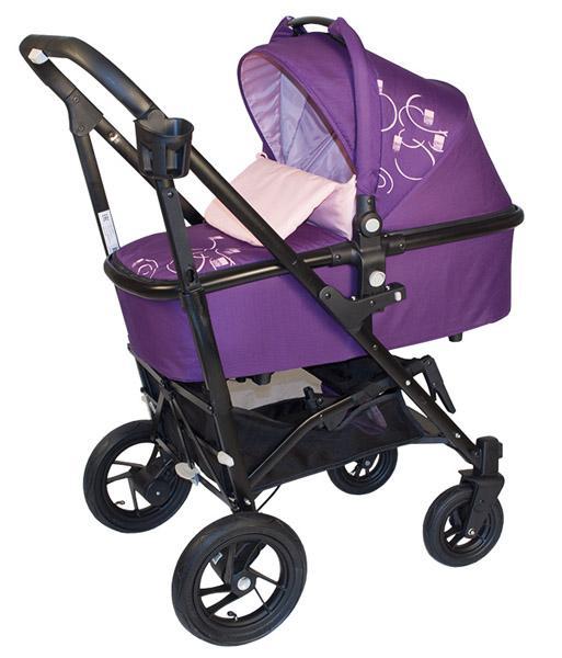 Детская коляска BabyHit Drive-2 2 в 1