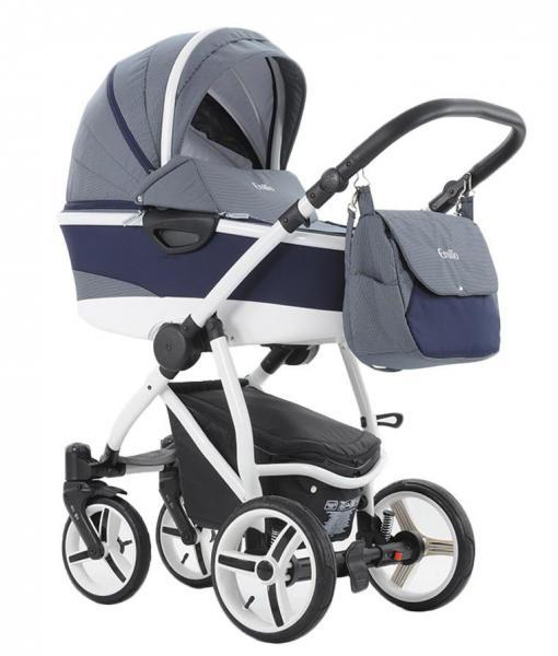 Детская коляска Aro Team Emilio New 2 в 1