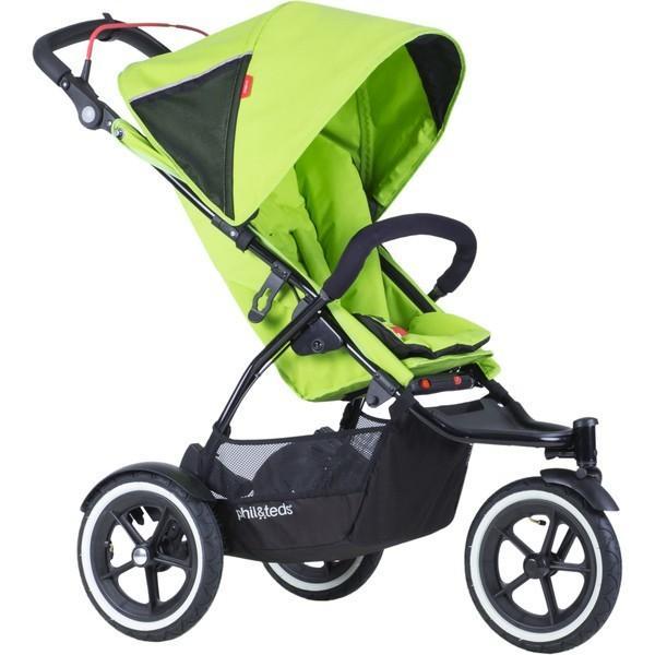 Детская коляска Phil and Teds Sport (Navigator 2) 2 в 1