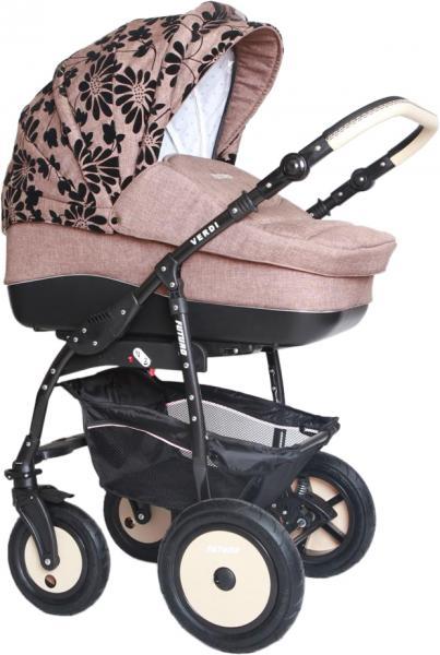 Детская коляска Verdi Futuro F-Line 3 в 1