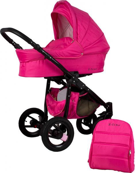 Детская коляска Adbor Zippy S-Line Sport 3 в 1