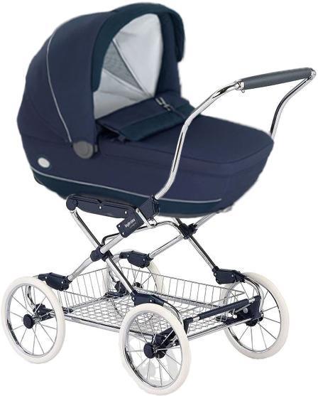 Детская коляска Inglesina Otutto Chrome 3 в 1
