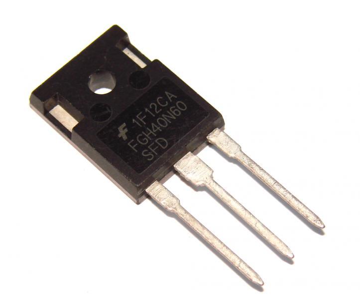 Транзистор IGBT FGH40N60SFD