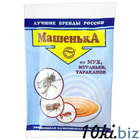 Порошок гранулы от насекомых Машенька 10 гр - 1 шт.
