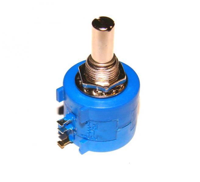 Резистор многооборотный 5 кОм
