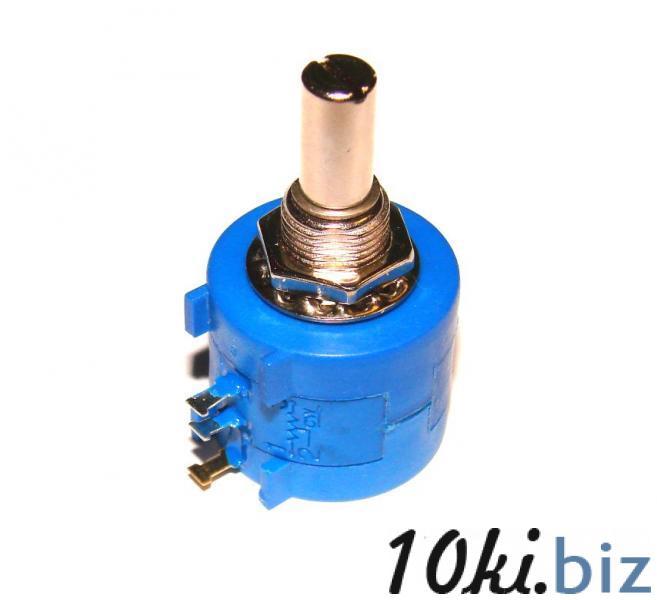 Резистор многооборотный 5 кОм купить в Полтаве - Резисторы