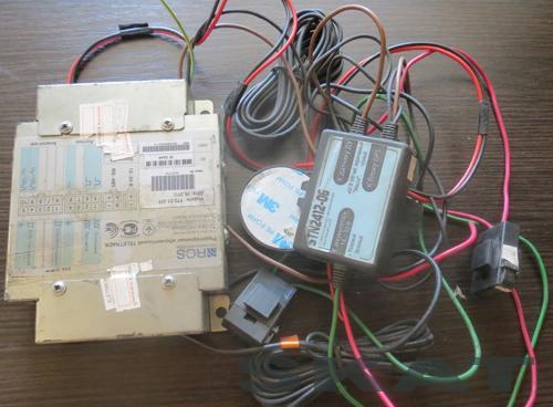 GPS треккер TELETRACK TT2-21-37f