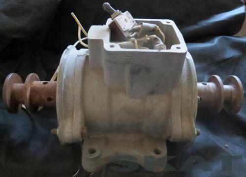 Двигатель ИВ-99