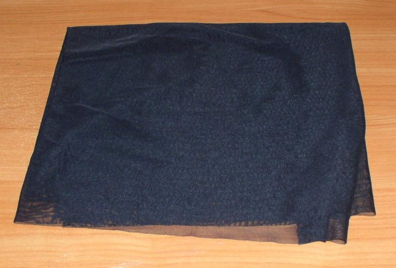 Отрез ткани: гипюр-сетка (0,73 м2) *6402