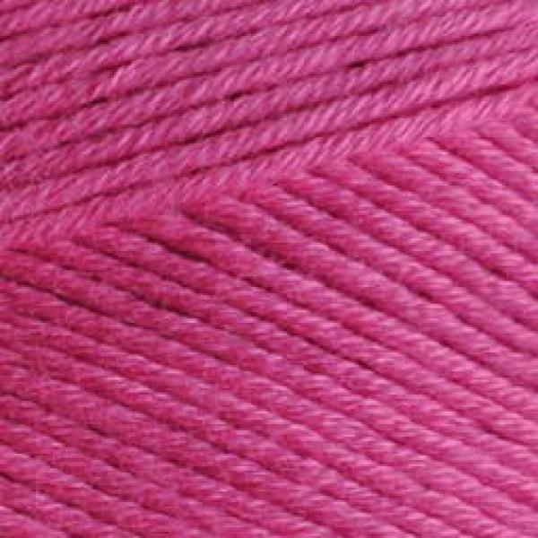 ALIZE Bella 489 Ярко-розовый