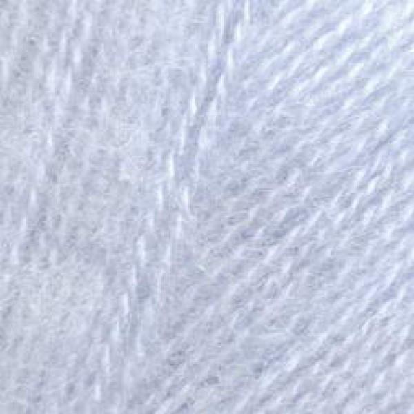 ALIZE Angora Real 40 51 Светло-голубой