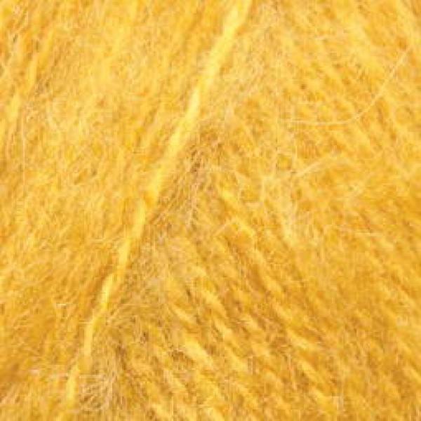 ALIZE Angora Real 40 82 Жёлтый