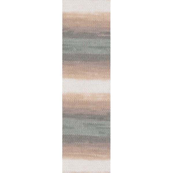 ALIZE Baby Wool Batik 4726