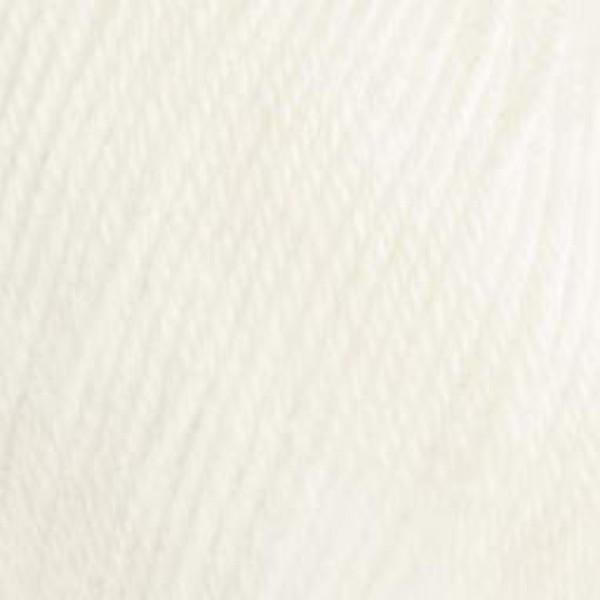 ALIZE Baby Wool 62 Молочный