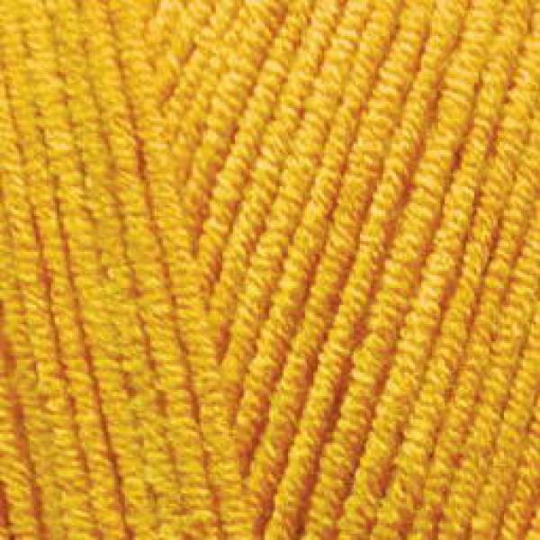 ALIZE Cotton Gold 14 Тёмно-жёлтый