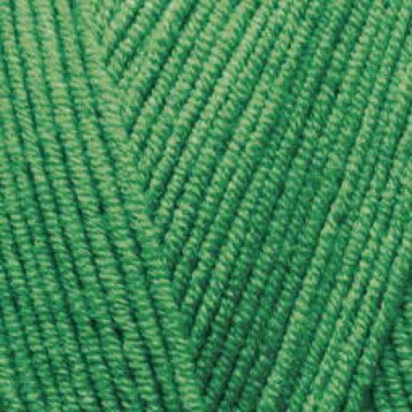 ALIZE Cotton Gold 126 Зелёная трава