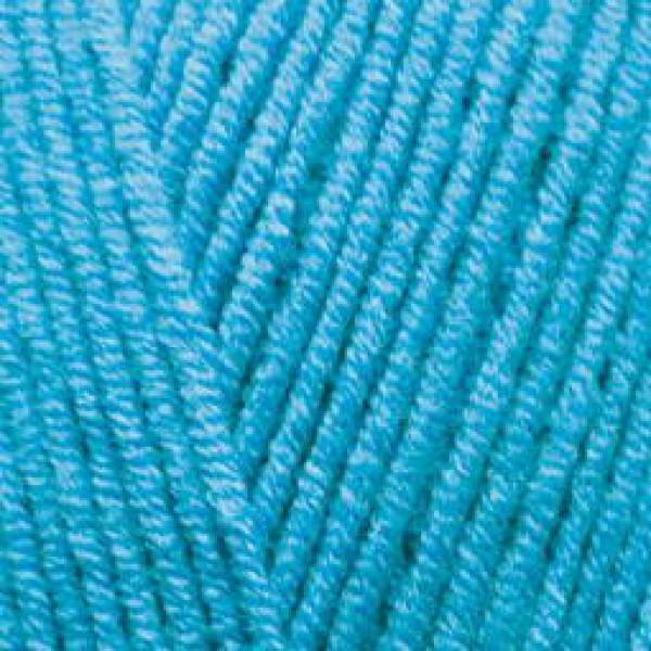 ALIZE Cotton Gold 245 Голубой Сочи