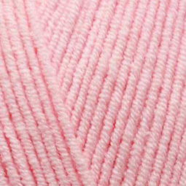 ALIZE Cotton Gold 371 Светло-розовый