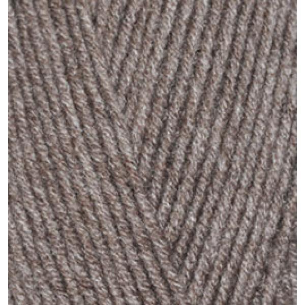 ALIZE Lanagold 800 240 Светло-коричневый меланж