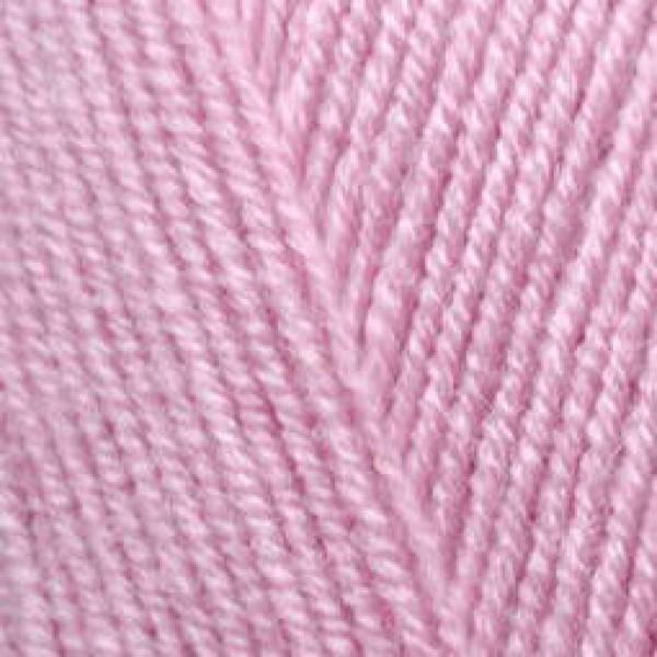 ALIZE Lanagold Fine 98 Розовый