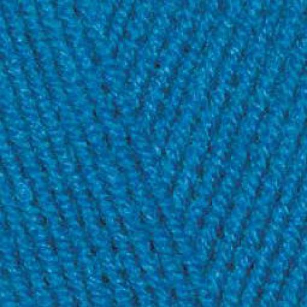 ALIZE Lanagold Fine 155 Тёмно-бирюзовый