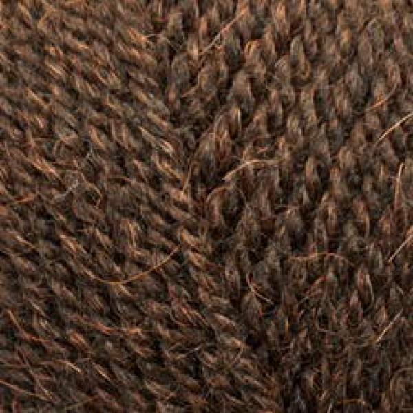 ALIZE Alpaca Royal 201 Коричневый