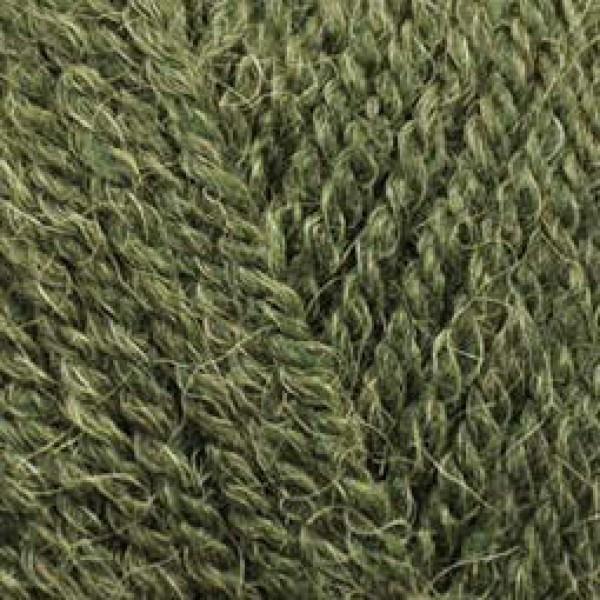 ALIZE Alpaca Royal 567 Зелёный меланж