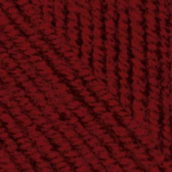 ALIZE Superlana Midi 538 Тёмно-красный