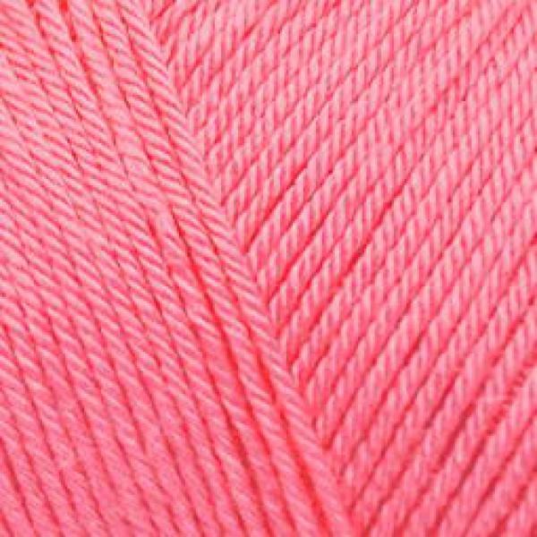 ALIZE Diva Baby 23 Розовый неон