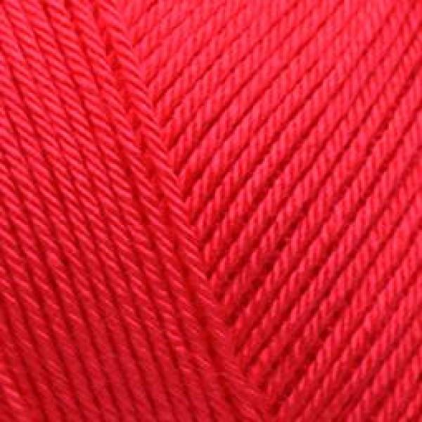 ALIZE Diva Baby 56 Красный