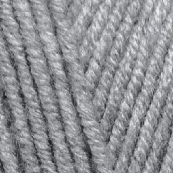 ALIZE Lanagold Plus 21 Серый меланж