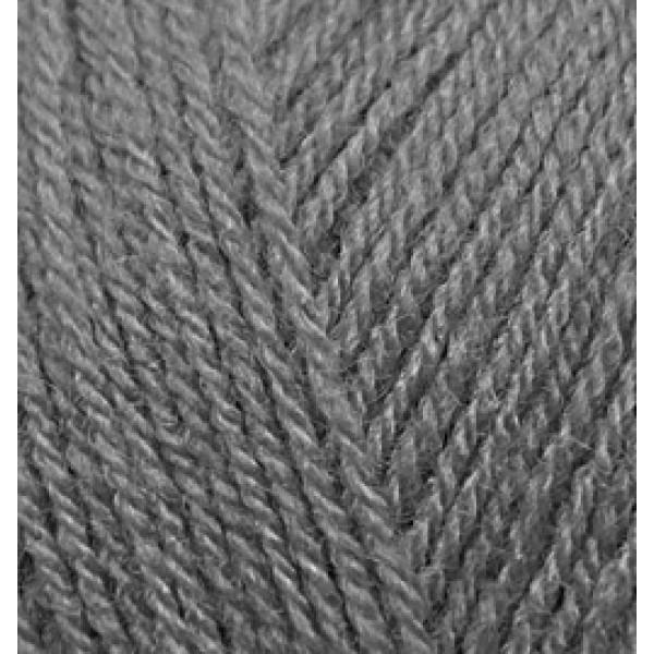 ALIZE Superlana Tig 182 Средне-серый меланж