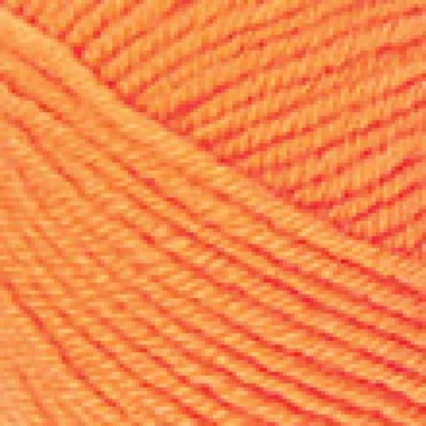 NAKO Baby Marvel 4566 Неоновый оранжевый