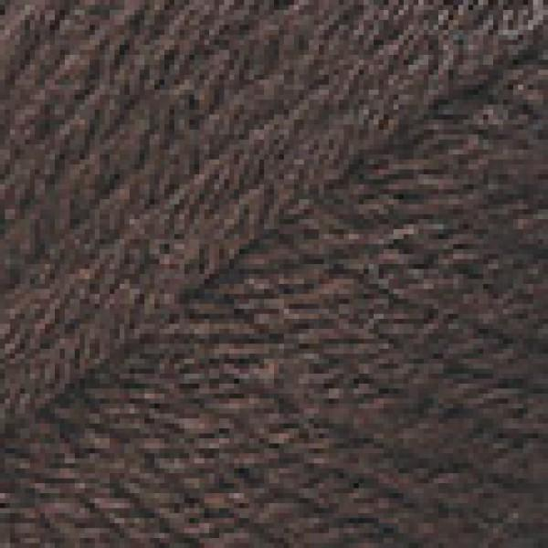 NAKO Sport Wool 4987 Горький шоколад