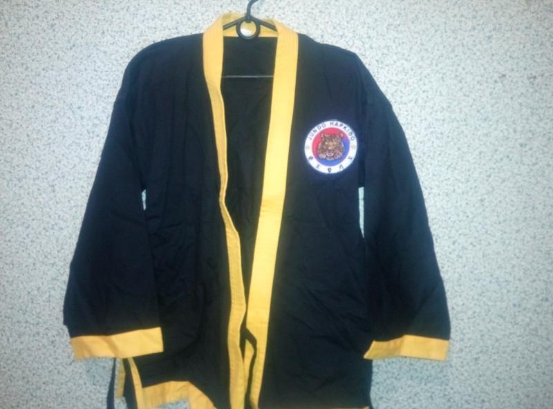 Куртка кимоно #hapkido