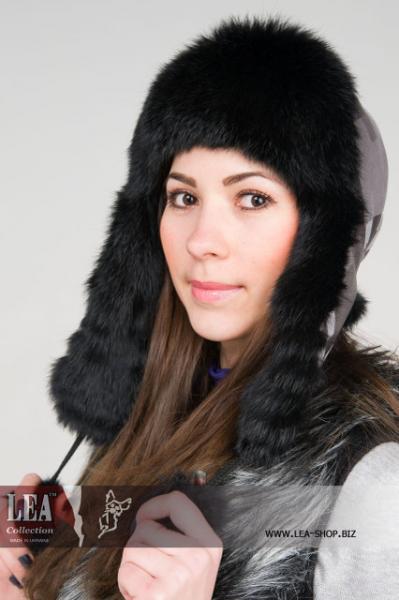 Зимняя женская шапка(натуральный мех)