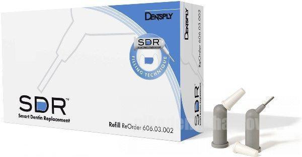 Фото Для стоматологических клиник, Материалы, Фотополимеры SDR U - капсула заменитель дентину, 0,25г. 1шт