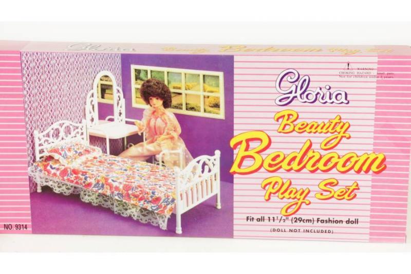 Мебель - спальня в коробке