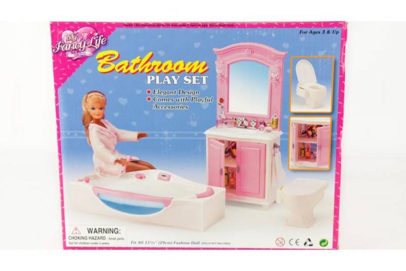Мебель - ванная в коробке