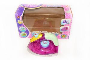 Фото Игрушки для девочек, Бытовая техника Утюг в коробке