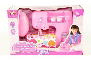 Фото Игрушки для девочек, Бытовая техника Швейная машина