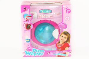 Фото Игрушки для девочек, Бытовая техника Стиральная машина