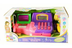 Фото Игрушки для девочек, Бытовая техника Кассовый аппарат