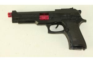 Фото Игрушки для мальчиков, Детское оружие Пистолет трещётка в пакете