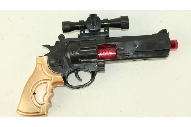 Пистолет трещётка в пакете