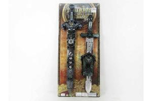 Фото Игрушки для мальчиков, Детское оружие Меч 2 шт. на планшете