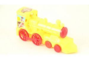 Фото Игрушки для мальчиков, Железная дорога, поезда Поезд в пакете
