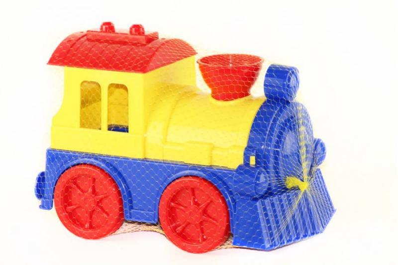 Поезд в сетке ЮНИКА