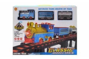 Фото Игрушки для мальчиков, Железная дорога, поезда Ж.Д. в коробке